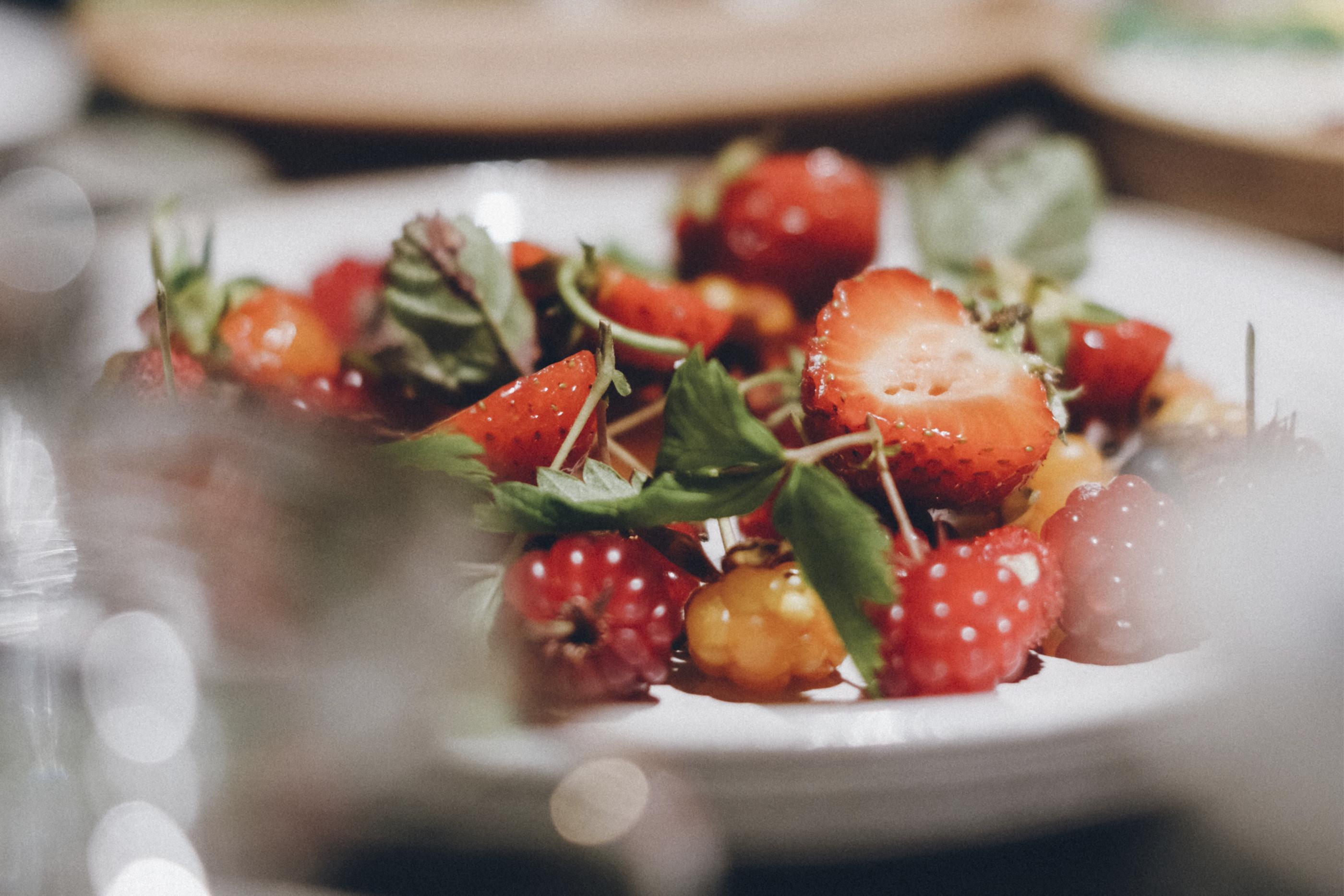 alimentos, primavera, recomendación, fresas, puerros, zanahoria