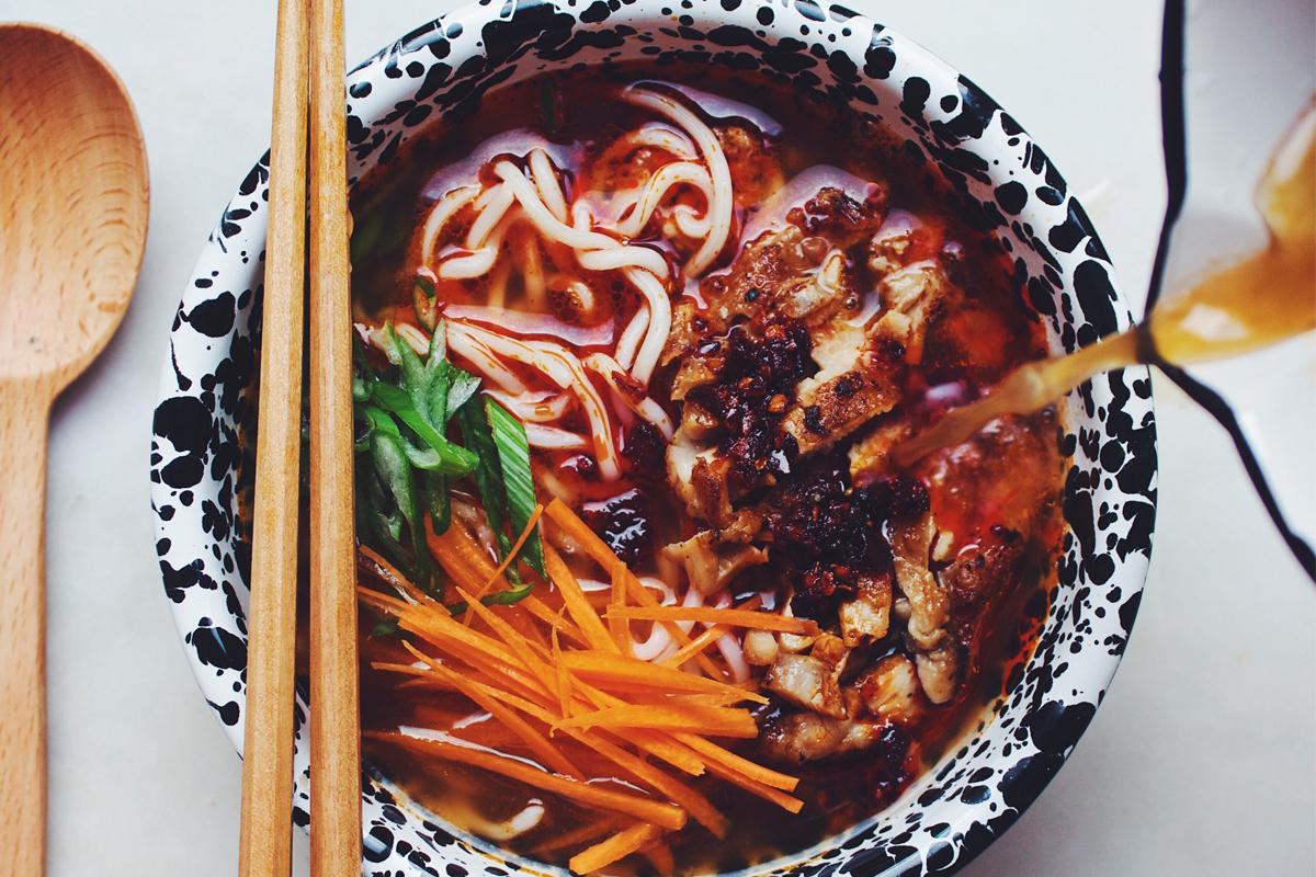 recetas japonesas ramen
