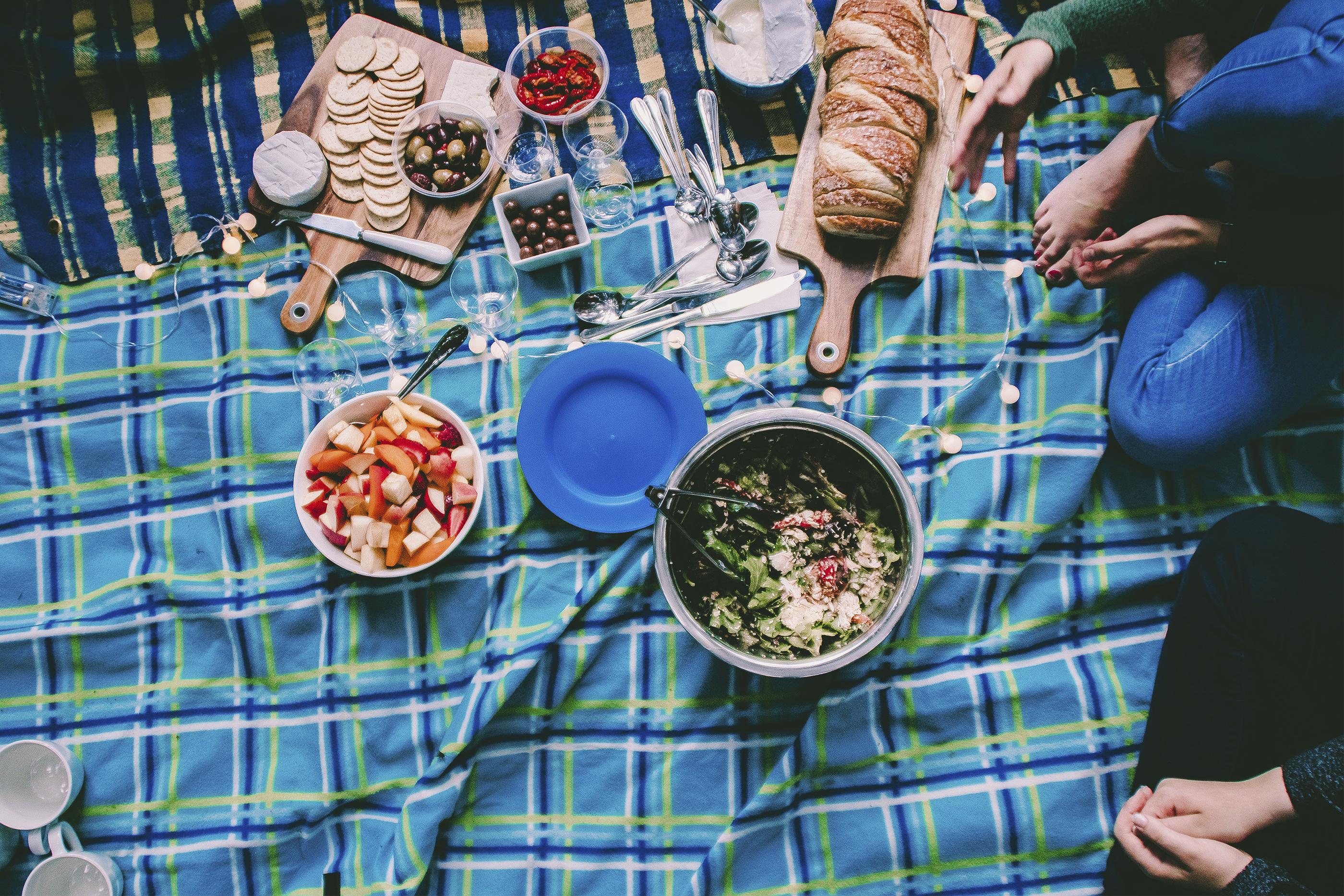 amigos, recetas, menú, sano, saludable, healthy