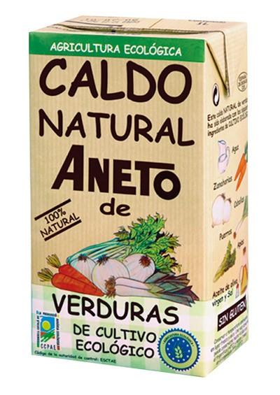 CALDO DE VERDURAS ECO. 1L. ANETO