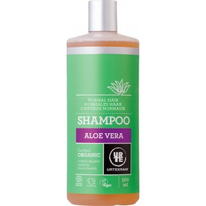 CHAMPU ALOE VERA CABELLO NORMAL 500 ML URTEKRAM
