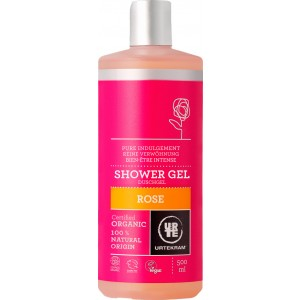 GEL BAÑO ROSAS 500ML URTEKRAM