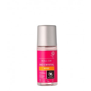 DESODORANTE ROLL-ON ROSA ORGÁNICA - 50ML URTEKRAM